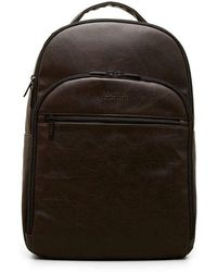 Kenneth Cole Pack Computer Backpack - Brown