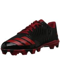 bc99b1a13 Lyst - adidas Freak X Carbon Mid Baseball Shoe in Red for Men - Save 16%
