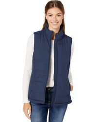 Amazon Essentials Heavy-Weight Puffer Vest Down-Outerwear-Vests - Blu