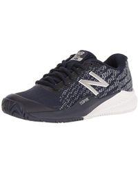 08a70112 New Balance 996v3 Hard Court Tennis Shoe for Men - Lyst