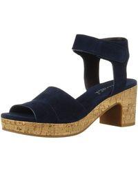 Splendid Thatcher Sandal - Blue
