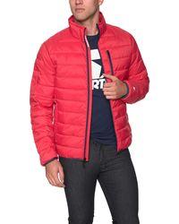 Starter Packable Puffer Jacket - Multicolor