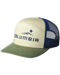 Lyst - Columbia Trail Evolution Snap Back Hat in Gray for Men - Save 12% 1980b4036b94