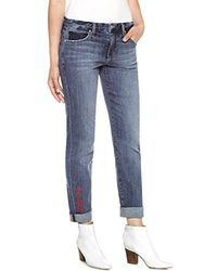 Joe's Jeans - Smith Midrise Straight Ankle Jean - Lyst