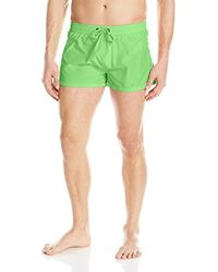 DIESEL - Sandy Packable Short 12inch Swim Trunk - Lyst