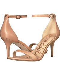 Sam Edelman - Patti Dress Sandal - Lyst