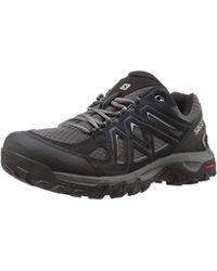 6c102ad01c78 Yves Salomon - Evasion 2 Aero (castor Gray beluga fern) Men s Shoes