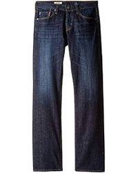 AG Jeans The Protege Straight-leg Jean In Hunts - Blue