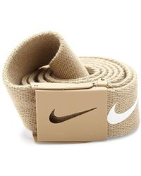 Nike - Tech Essential Web Belt - Lyst