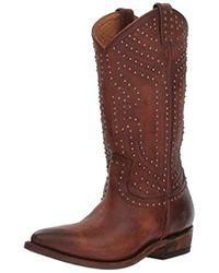 Frye - Billy Stud Pull-on Boot - Lyst