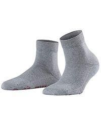 Falke - Cuddle Pads Short Ankle Socks - Lyst