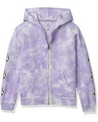 Volcom Girls' Zippety Zip - Purple