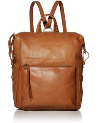 Lucky Brand Lucky Zona Backpack - Brown