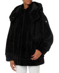 Alo Yoga - Norte Sherpa Coat - Lyst