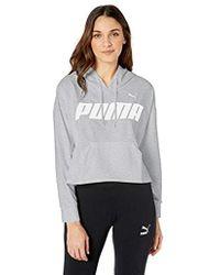 PUMA - Modern Sports Hoodie - Lyst