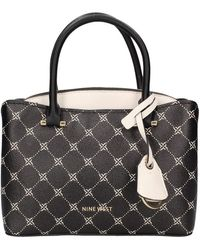 Nine West Satchel - Black