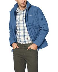 Columbia - Big And Tall Northern Bound Big & Tall Jacket - Lyst
