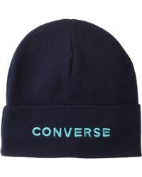 Converse Hat, Obsidian, Osfa - Blue