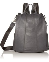 Buxton Safety Backpack - Gray