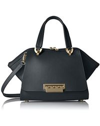 Zac Zac Posen - Eartha Iconic Small Core Double Top Handle Bag - Lyst