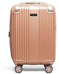 "Kenneth Cole - 20"" Abs Expandable 8-wheel Carry-on Luggage With Tsa Lock - Lyst"