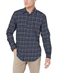 35bb976e Lyst - Burberry Brit Gingham Buttondown Shirt in Gray for Men