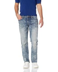 William Rast Legacy Relaxed Fit Denim Jean - Blue