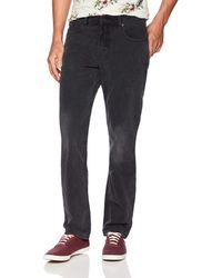 Rip Curl Riggs Relaxed Fit Pant - Black