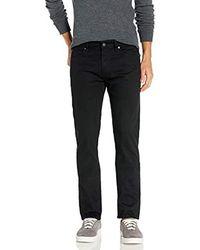 Lee Jeans Modern Series Slim-fit Tapered-leg Jean - Black