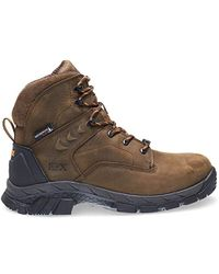 "Wolverine Glacier Ice Insulated Waterproof 6"" Comp Toe Work Boot"