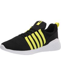 K-swiss Sector Sneaker - Yellow