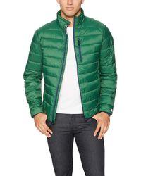Starter Packable Puffer Jacket - Green