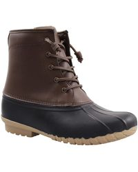 Amazon Essentials Ankle Boot - Brown