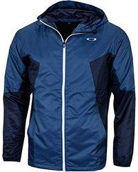 Oakley Enhance Wind Warm Jacket 8.7 - Blue