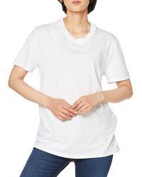 Volcom One Of Each Boyfriend Short Sleeve T-shirt - White