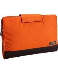 LeSportsac Tech Portable Laptop Sleeve,blaze,one Size - Orange