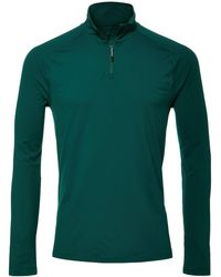 CARE OF by PUMA Tech 1/4 Zip Top - Green