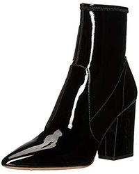 Loeffler Randall Isla-sp Ankle Boot, Black, 10 Medium Us