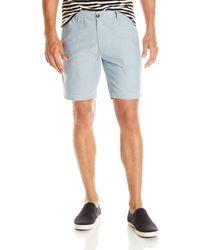 AG Jeans The Wanderer Slim Fit Trouser Short - Blue