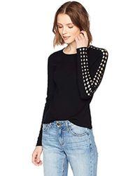 Bailey 44 Osaka Sweater - Black
