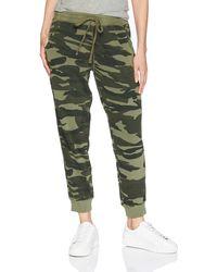 Lucky Brand Allover Camo Jogger Pant - Green