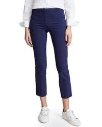 Theory Classic Skinny Pants - Blue