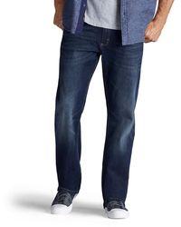 Lee Jeans Modern Series Relaxed Fit Bootcut Jean - Blue