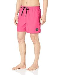 Quiksilver Everyday Volley 17 - Pink