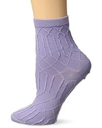 Yummie By Heather Thomson - Anklet Sock - Lyst