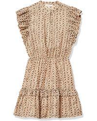 Joie Krystina C Dress - Natural