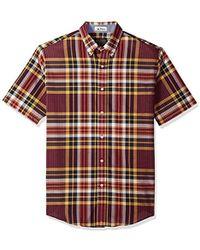 Pendleton - Short Sleeve Seaside Button Down Shirt - Lyst