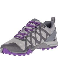 Merrell Womens Siren 3 Ventilator Hiking Shoe - Purple