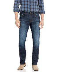 AG Jeans The Protégé Straight Leg Denim Pant - Blue