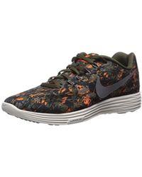 c3385aba199 Lyst - Nike Lunartempo 2 Id Men s Running Shoe in Green for Men